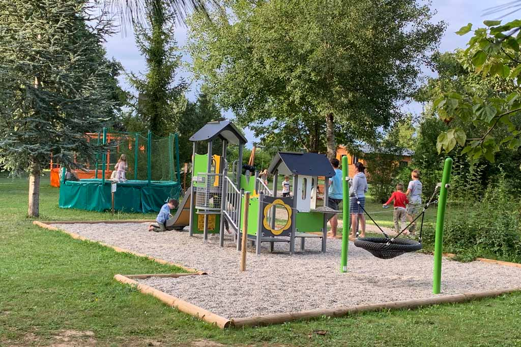 aire de jeux camping albi tarn