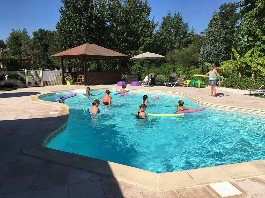 animation piscine camping albi tarn